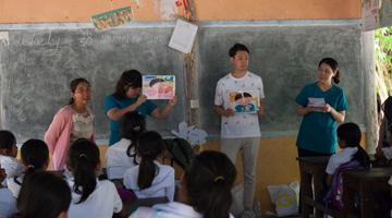 Genki Group各社によるボランティア活動サポート